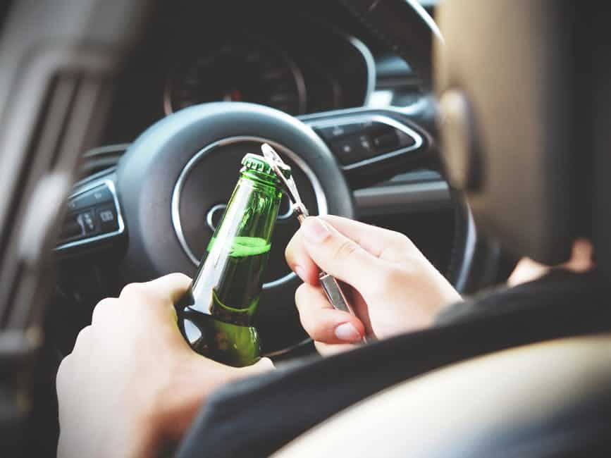 drunk driving injuries and fatalities