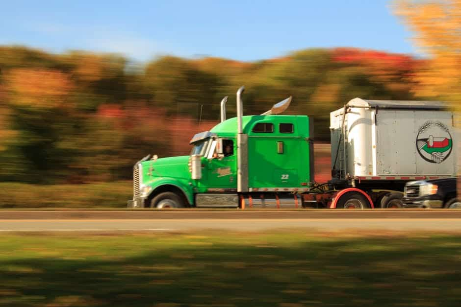 truck injuries and crashes